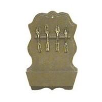 Dollhouse Spoon Rack - Product Image