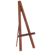 Walnut Dollhouse Easel - Product Image