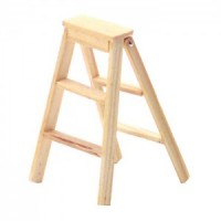 § Sale .60¢ Off - 2 inch Wooden Step Ladder - Product Image