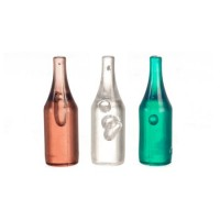 (**) Blank Drink Bottles (Assorted Styles) #1 - Product Image