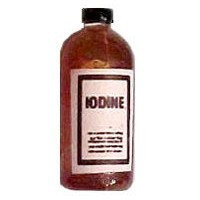 (*) Dollhouse Iodine Bottle - Product Image