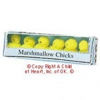 Box of Marshmellow Chicks - Product Image