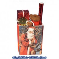 Filled Dollhouse Christmas Bag - Product Image