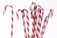 (§ ) Disc $1 Off - Dollhouse Walkway Candy Canes - Product Image