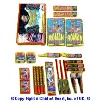 Dollhouse Firework Set - Product Image