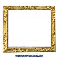 Dollhouse Rectangular Ornate Frame #2 - Product Image
