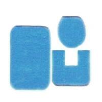 Dollhouse 3 pc Bath Mat Set(Choice of Color) - Product Image