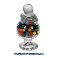 § Sale .20¢ Off - Tiny Jar of Candy - Product Image