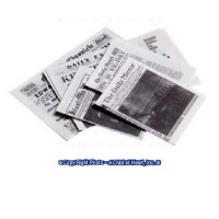 (§) Sale .40¢ Off - Dollhouse Newspaper Set - Product Image