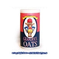 § Disc .50¢ Off - Grandpa Quick Oats - Product Image