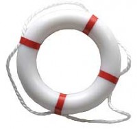 Dollhouse Life Preserver - Product Image