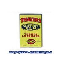 Dollhouse Throat Lozenge Sign - Product Image