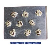 Dollhouse Chocolate Chip Cookies Pan - Product Image