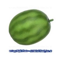 (*) 1 or 6 pc Dollhouse Watermelon - Product Image