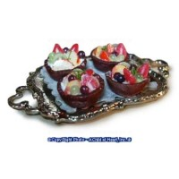 Dollhouse Chocolate Fruit Cups - Product Image