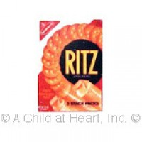 (§) Disc .50¢ Off - Dollhouse Ritz Round Crackers - Product Image