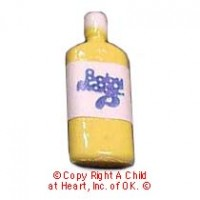 (§) Disc .50¢ Off - Dollhouse Baby Bath Bottle - Product Image