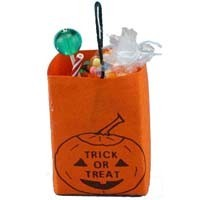 (**) Filled Trick or Treat Bag of Candy - Product Image