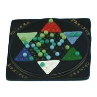 Dollhouse Chinese Checkers - Product Image