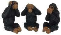 Dollhouse Miniature Monkey - Product Image