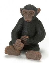 Dollhouse Chimpanzee - Product Image