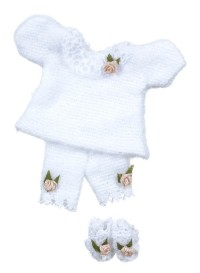 Dollhouse Short Baby Suit w/ Shoes - Product Image