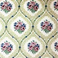 § Disc $2 Off - 2 Sht Roll Gold Lace Medallion Paper - Product Image