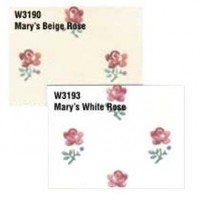 (§) Disc $2 Off - 2 Sht Roll Mary's Rose Paper - Product Image