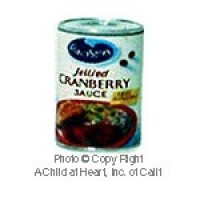 § Disc .60¢ Off - Dollhouse Cranberry Sauce Can - Product Image