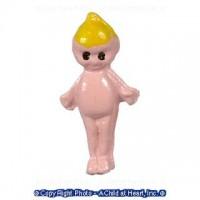 Dollhouse Metal Kewpie Doll - Product Image