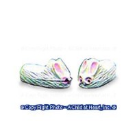 (§) Sale $1 Off - Dollhouse Bunny Slippers - Product Image