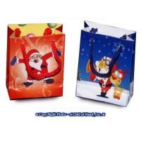 (*) 1 pc Dollhouse Christmas Bag - Product Image