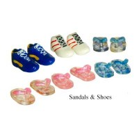 § Disc .60¢ Off - Kids Tennis Shoes or Sandals - Product Image