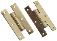 H - Hinges with Nails - Product Image