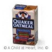 § Disc .30¢ Off - Quaker Oatmeal Box - Product Image