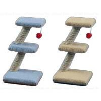 Dollhouse Cat Z Shape Scratching Post - Product Image