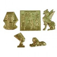 Dollhouse Egyptian Set or Pieces- Choice of Finishes - - Product Image