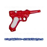 (*) Dollhouse Toy Water Gun - Product Image