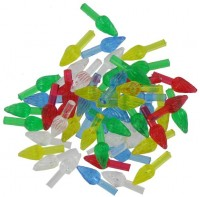 (§) Disc .60¢ Off - Dollhouse Torches - Product Image