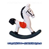 § Disc .40¢ Off - Small Rocking Horse Assorted - Product Image
