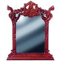 Dollhouse Hapsburg Mirror(Choice of Finish) - Product Image