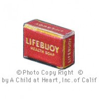 § Disc $1.20 Off - Dollhouse Vintage Lifebuoy Soap - Product Image