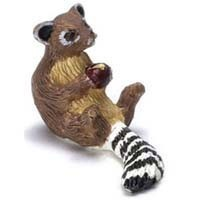 Dollhouse Raccoon - Product Image