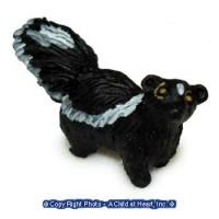 Dollhouse Skunk - Product Image