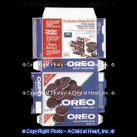 (*) Chocolate Cookie Box (Kit) - Product Image