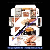 (*) Dollhouse Cracker Box (Kit) - Product Image