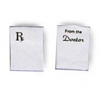 Dollhouse RX & Doctor Memo Pads - Product Image