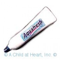 (§) Disc .80¢ Off - Dollhouse Aqua Fresh Tooth Paste (Tube) - Product Image