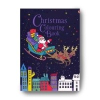Sale .60¢ Off - Child's Christmas Coloring Book - Product Image