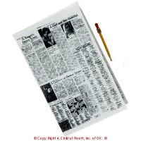 § Sale .60¢ Off - Crossword Puzzle w/Pencil - Product Image